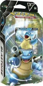 Pokemon - V Battle Deck - Blastoise V - Pokemon Cards