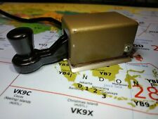 Vintage Telegraph Morse Key Soviet Russian Miniature Military HAM Radio USSR