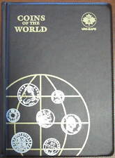 #130 UNI-SAFE COIN FOLDERS - COINS OF THE WORLD - FREE SHIPPING