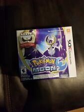 Pokemon Moon - Bonus Lunala Figure 3DS New Nintendo 3DS