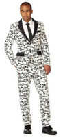 NEW THE NIGHTMARE BEFORE CHRISTMAS JACK SKELLINGTON SUIT HALLOWEEN FREE SHIPPING