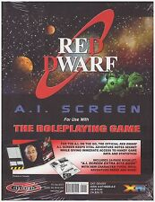 RED DWARF A.I. SCREEN - THE ROLEPLAYING GAME - deep 7 - New in Shrink Wrap!