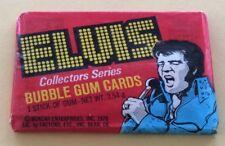 1977 Donruss ELVIS Trading Cards Wax Pack