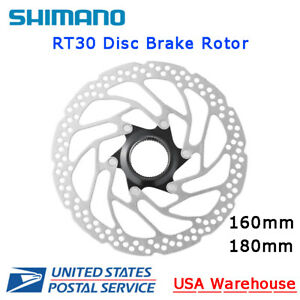 Shimano SM-RT30 Rotor Disc Brake Rotor Center Lock 160mm 180mm MTB