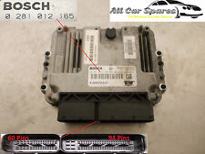 LDV Maxus 2.5 CDi Diesel Manual - Main Engine ECU - 0 281 012 165