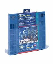 Penn Plax Premium Under Gravel Filter System  for 10Gallon Fish Tanks &Aquariums