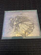 Wendell August Angel Aluminum Embossed Postcard