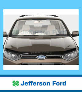 Genuine Ford Sz Territory Accessory Bonnet Protector - Tinted