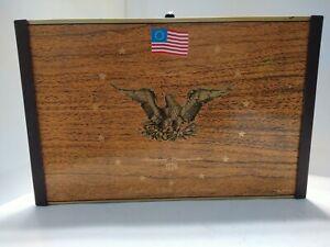 Warm oTray Bicentennial commemorative 1776 Hot/ Warmer Plate Tray Vintage 4th