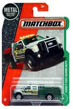 2017 Matchbox #125 Ford F-550 Super Duty
