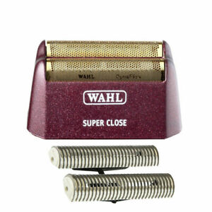 Wahl 5 Star Series Shaver Gold Replacement Foil and Cutter Bar Assembly 7031-100