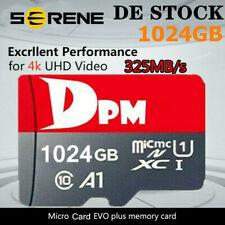 Micro SD Karte Card 32gb/64gb/128gb/1TB Adapter Class10 Memory Speicherkarte