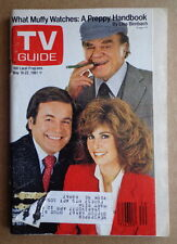 TV GUIDE magazine J 1981 REAL PEOPLE Show-TAYLOR MILLER of ALL MY CHILDREN-Golf