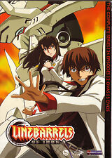 Linebarrels Of Iron:Complete Collection. Both series + OVAs. New In Shrink!