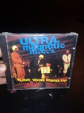 Ultramagnetic Mc's Funk Your Head Up Original Rare 1992 Cd