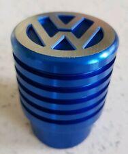 VW T4 Gear Shift Knob Ribbed Blue