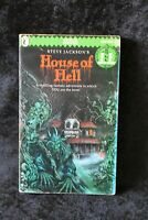 House Of Hell Steve Jackson Fighting Fantasy Gamebook 10 1984 1st Edition PB