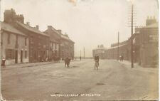 Walton le Dale near Preston by Arthur Winter, Preston. Bicycle.