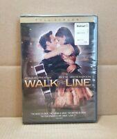 Walk The Line (DVD, 2006, Full Screen) Johnny Cash Joaquin Phoenix NEW & SEALED
