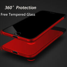 For iPhone 7 Luxury Slim Hybrid Shockproof Armor Hard Thin Case Back Cover