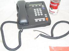 3 COM 3COM 2101 3C10248B 655-0045-01 BLACK CHARCOAL BASIC PHONE NO STAND SPARE