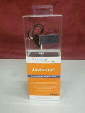 Jawbone Wireless Bluetooth Headset w/ Noise Shield Nos Cingular New