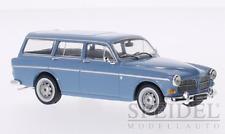 wonderful modelcar VOLVO P220 AMAZON ESTATE 1958 - blue -  1/43
