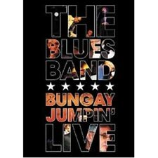 """THE BLUES BAND """"BUNGAY JUMPIN' LIVE""""  CD+DVD NEW!"""