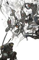 💥TMNT The Last Ronin #1 Exclusive Skan Homage Virgin Variant Comic Pre-Order💥