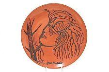 Zeitgenössische Keramik-Teller