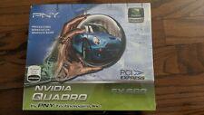 Brand New PNY NVIDIA Quadro FX 580 Video Card