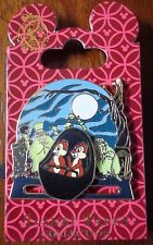 Disney Pin The Haunted Mansion Chip and Dale