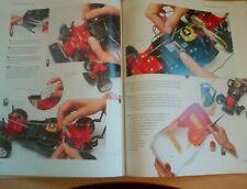Libro de RC Tamiya M01 M02 TA01 TA02 DT01 FIGHTER BUGGY Aero HAULER Kyosho Blizzard