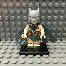 Batman Jungle Custom Minifigure RBC Custom Minifigures Lego Compatible