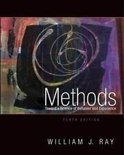 Methods Toward a Science of Behavior and Experience by Ray, William J.
