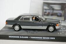 Ixo Stampa Collezione James Bond 007 1/43 - Mercedes Classe S