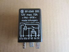 95-98 Porsche 911 993 DME, Engine Control Unit Relay 94461522700