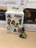 B1 The Disney Store Animators Collection Mystery Pin Badge 2020 RARE Tiana Frog