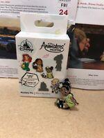 B1 The Disney Store Animators Collection Mystery Pin Badge 2020 RARE Tiana Frog