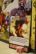 Dice Masters Uncanny X-Men - #114 Bruja Escarlata - RARA, castellano