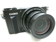 Casio Exilm EX-100 12MP compact digital camera 10.7x lens *display *warranty