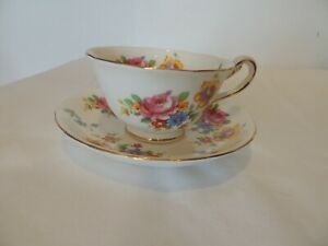 Royal Chelsea English bone China numbered 4188 A cup & saucer