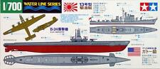 Tamiya 31903 1/700 US Submarine Gato Class & Japanese Chaser No.13  from Japan