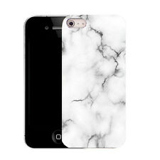 silicone case cover for apple iphone 5 and 5s - marble effect Silicone