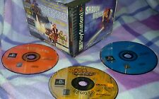 PS1 PLAYSTATION 1 - SHADOW MADNESS - 1A STAMPA - COME NUOVO
