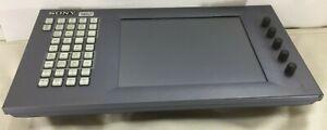 SONY MKS-8011A MENU PANEL FOR MVS-8000 & DVS-9000 PRODUCTION SWITCHER PROCESSOR