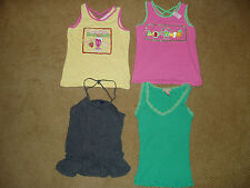 """Girl's, lot of 4, """"CUTE Bedazzled SHIRTS"""", size 10/12, sparkle&fun!!"""