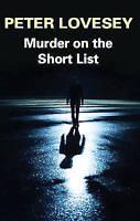 Murder on the Short List-ExLibrary