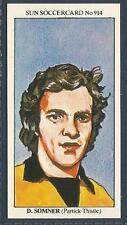 THE SUN 1979 SOCCERCARDS #784-CELTIC /& SCOTLAND-AYR UNITED-JOHN DOYLE