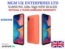 "Nuevo Samsung Galaxy A20e 5.8"" 32GB 3GB Ram Lte Doble Sim Desbloqueado"